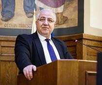 Dumitru Miron, Presedinte al Senatului Universitar ASE