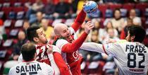 Ungaria a ratat calificarea in semifinalele Campionatului European de handbal masculin