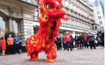 Dansul Dragonului China