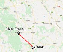 Drum expres Bacau - Piatra Neamt