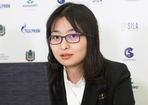 Ju Wenjun, campioana mondiala la sah