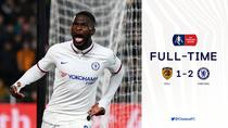 Chelsea s-a calificat in optimile Cupei Angliei