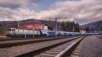 Tren Regio cu 10 vagoane etajate