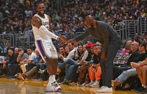 LeBron James si Kobe Bryant