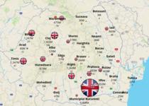 Investitii britanice directe in Romania