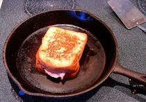 "O rețetă perfectă cu ""ham and cheese"""