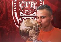 Cristian Manea a revenit la CFR Cluj