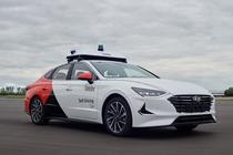 Masina autonoma a Yandex