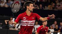 Novak Djokovic, la ATP Cup