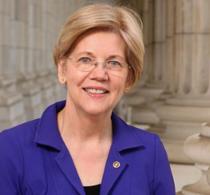 Elizabeth Warren, senator de Massachusetts