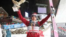 Dawid Kubacki, castigatorul Turneului celor Patru Trambuline