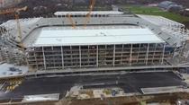 Stadionul Ghencea, in prezent
