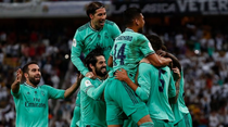 Real Madrid, in finala Supercupei Spaniei
