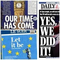Titlurile ziarelor