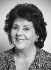 Actrita Adela Marculescu