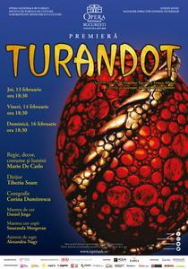 Turandot, premiera la ONB