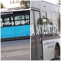 Autobuze inscriptionate de primarie