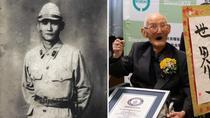 Cel mai bătrân bărbat din lume
