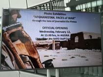 Expozitia Afganistan - Chipuri ale razboiului