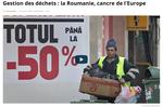 Articol Euronews despre deseurile din Romania