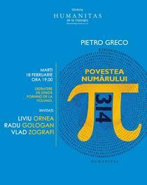 Povestea numărului π, de Pietro Greco