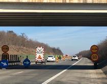 Lucrari pe Autostrada Soarelui A2