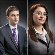Laura Elena Radu, Marius Chelaru