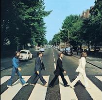 Una din cele mai faimoase fotografii ale mersului pe jos (Foto - Wikipedia)