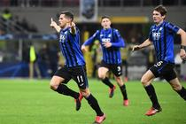 Atalanta, victorie in Champions League