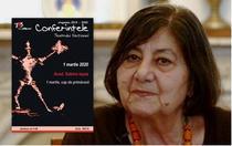 Acad. Sabina Ispas la Conferinţele Teatrului Naţional