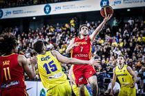 Romania vs Spania, in BT Arena din Cluj