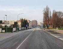 Strazi pustii in multe localitati din Italia