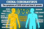 Coronavirus. Schema