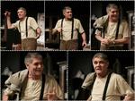 "Vernisaj: ""Sub masca actorului"": George Motoi"
