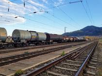 Tren al CFR Marfa