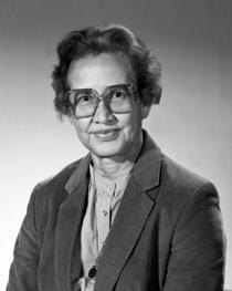 Katherine Johnson in1983