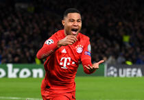 Gnabry, dubla in trei minute pe Stamford Bridge