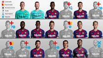 Cum arata in prezent lotul Barcelonei