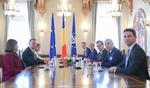 Iohannis, consultari cu PNL