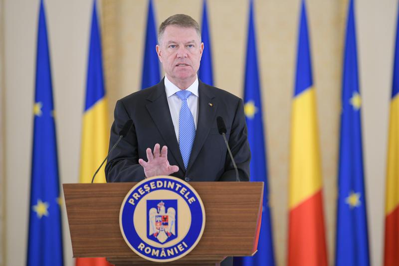 VIDEO Klaus Iohannis: Starea de urgență încetează în 14 mai și va ...