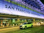 Aeroportul din S Francisco