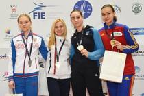 Ilinca Pantis, bronz la Europene de juniori