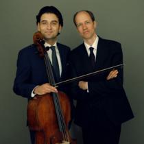 Valentin Răduțiu și Per Rundberg