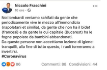 postare consilier Fraschini