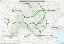 Autostrazile pe care spera Guvernul ca le face pana in 2030
