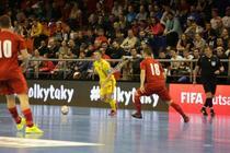 România, învinsă de Cehia în preliminariile CM de futsal