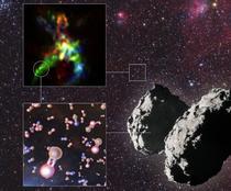 Parcursul interstelar al fosforului
