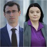 Cătălin Suliman, Georgeta Gavriloiu