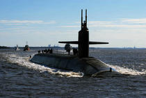 Submarinul USS Tennessee (SSBN 734)