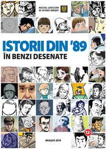 Album BD: Istorii din '89 în benzi desenate
